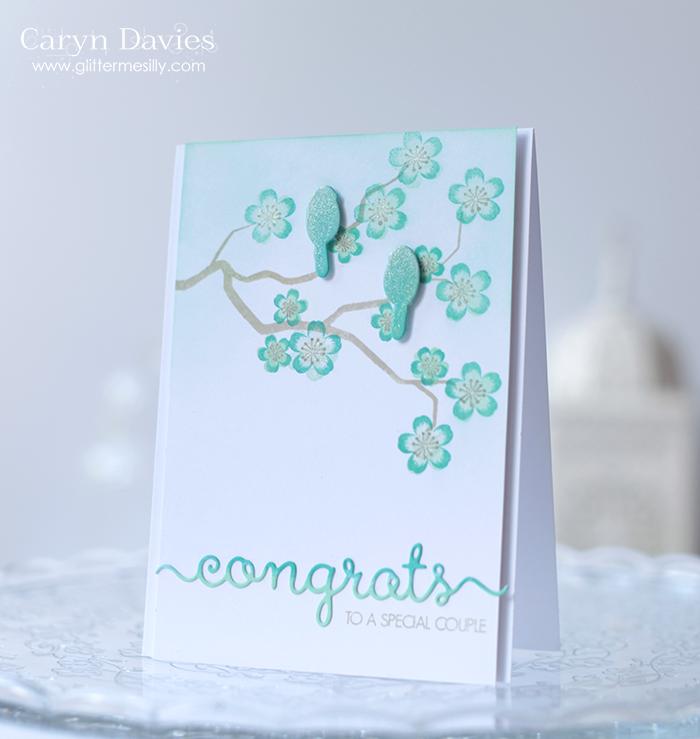 congrats love blossoms