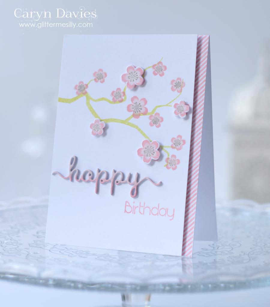 love blossoms birthday